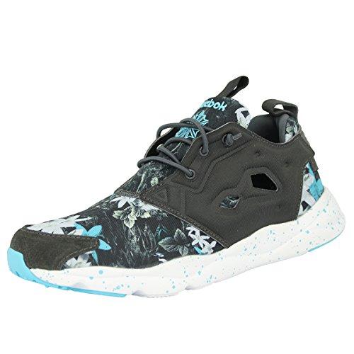 Running Np Bianco neon Eu Blu Reebok Chaussures Nero Homme Furylite Entrainement De Gris coal 37 5 Blue white wqI57I