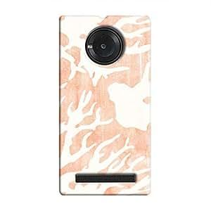 Cover It Up - Pink Nature Print YU Yuphoria Hard case