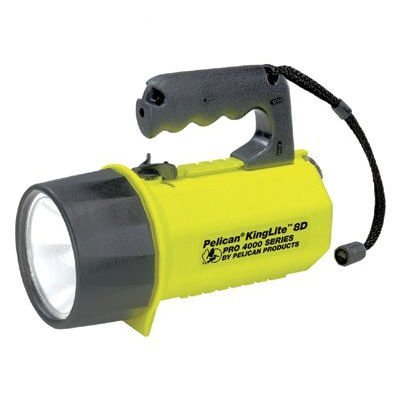 Pelican 562-4000B-YELLOW King Lite Pro 4000 Series Yellow (Pro 4000 Series)