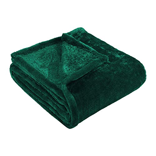 - Superior Ultra-Plush Fleece Blankets, Thick, Cozy, and Warm Premium Quality Fleece, Velvety Soft Bed Blankets and Throws - 106