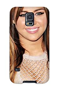 New Style Pretty Galaxy S5 Case Cover/ Miley Cyrus Series High Quality Case 5577108K75050760