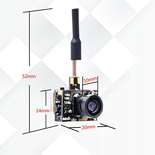 Wolfwhoop WT01 D Transmitter Antenna Quadcopter