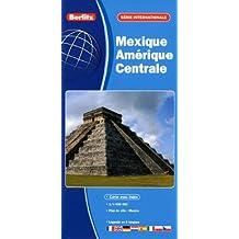 Mexique - amerique centrale (carte)