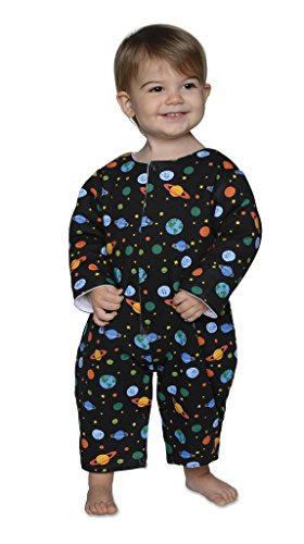 (Snopea Baby Boys' Quilted Coverall Jumper 24MOS Winter Orbit)