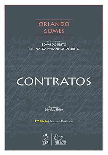 Contratos Orlando Gomes ebook