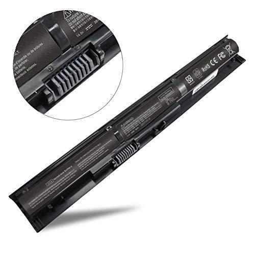 LNOCCIY New vi04 vi04048 Notebook Battery for HP 756743-001 756744-001 756745-001 756478-421 ProBook 440 G2 450 G2 HP Envy 14 15 17 Series 15t-k100 15t-k200 17t-k000-12 Months Warranty ()