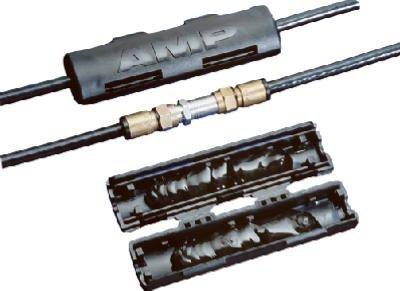Amazon.com: Tyco #CPGI-569224-1K RG6 F Cable Splice Kit: Home ...