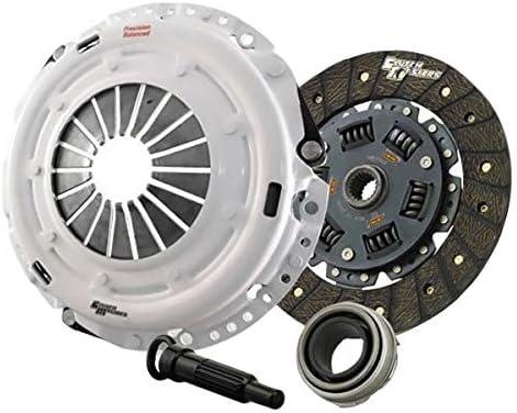 Clutch Masters 10063-HD00 Single Disc Clutch Kit with Heavy Duty Pressure Plate (Mazda Miata MX-5 2006-2007 .) 41JAlVYAAOL