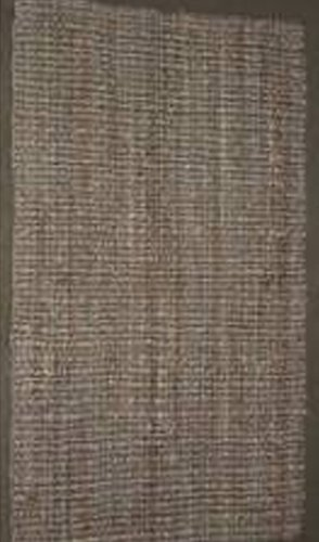 Iron Gate Handspun Jute Area Rug 2x3 Hand woven by Skilled Artisans, 100% Natural eco-friendly Jute yarns, Thick ribbed construction, Reversible for double the wear, Rug pad recommended by Iron Gate (Image #1)