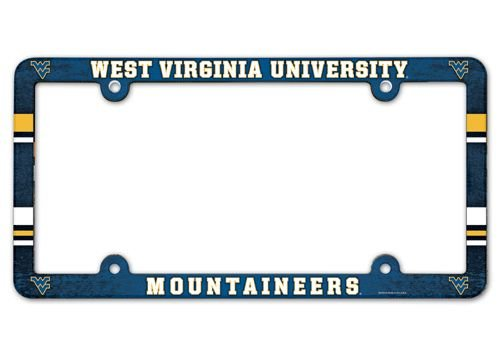 NCAA License Plate Color Frame product image