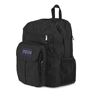 JanSport Digital Student, Black/Forge Grey 1, One Size