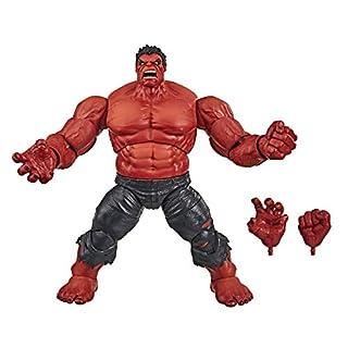 Marvel Deluxe Legends Red Hulk