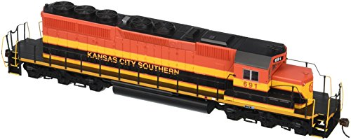 Bachmann Industries Emd Sd40 2 Dcc Kansas City Southern  691 Ready Locomotive  Ho Scale