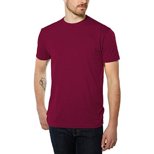 86c421a4e1b cheap Nayked Apparel Men s Night   Day Crew T-Shirt - piyodam ...