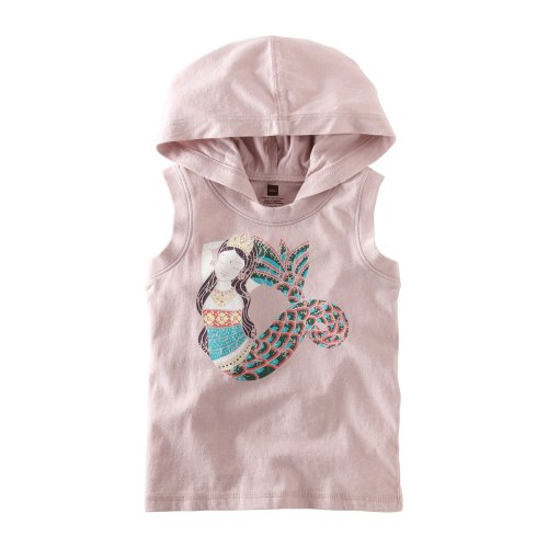Tea Collection Little Girls' Water Goddess Hoodie