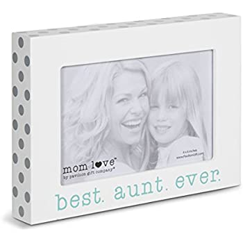 Amazon.com - Gift for Aunt Picture Frame Best Auntie Ever -