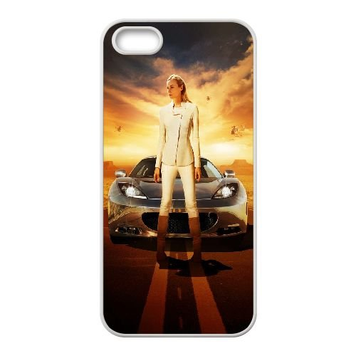 The Host1 coque iPhone 4 4S cellulaire cas coque de téléphone cas blanche couverture de téléphone portable EOKXLLNCD20124