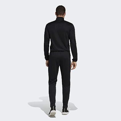 adidas Tiro19 Overall Tracksuit, Hombre, Black/Granite/White, 3XL ...