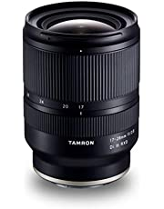 Tamron 17-28 mm F/2.8 Di III Rxd Lens for Sony E Cameras, A046SF