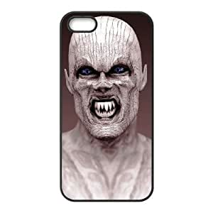 iPhone 4 4S Phone Case Black Horror Ghost Other UZ8S4IRY Mobile Cases And Covers
