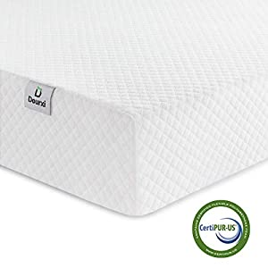 Dourxi Crib Mattress and Toddler Bed Mattress, Dual Sided Sleep System, Firm Side for Infants and Plush Soft Side for Toddlers, Breathable Foam Baby Mattress with Removable Cover 10