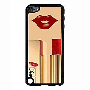 DIY Nail Polish YSL Design funda Back Cover For Ipod Touch 5th