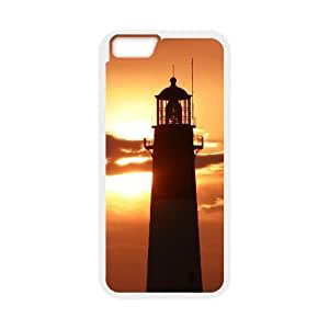 iphone6 4.7 inch Phone Case White Lighthouse AH1112957