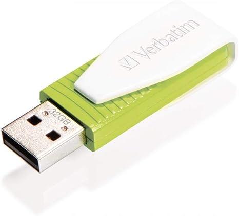 Verbatim Store N Go Swivel Usb Stick 32 Gb I Usb 2 0 Computer Zubehör
