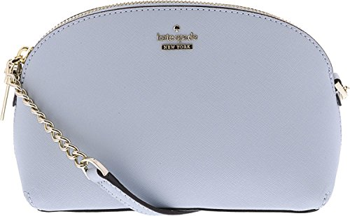 Kate Spade New York Women's Cameron Street Hilli Cross Body Bag, Shimmer Blue, One Size by Kate Spade New York