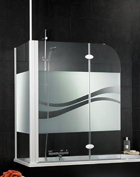 Duschabtrennung f r badewanne mit seitenwand eckventil waschmaschine - Handtuchhalter fur duschwand ...