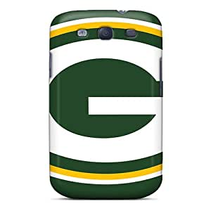 Tough Galaxy SGC99GQIr Case Cover/ Case For Galaxy S3(green Bay Packers)
