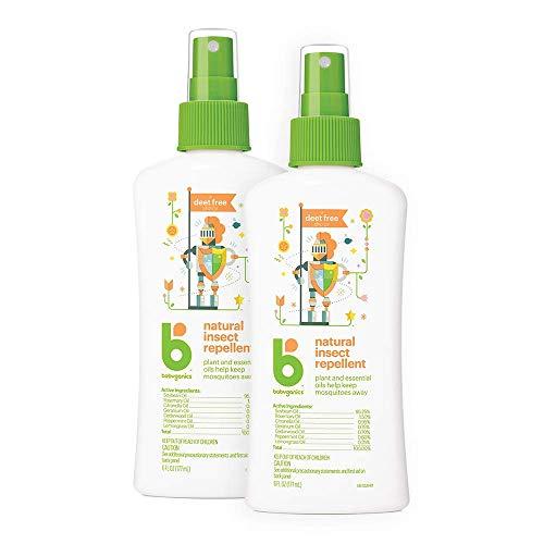 Babyganics Natural Bug Spray