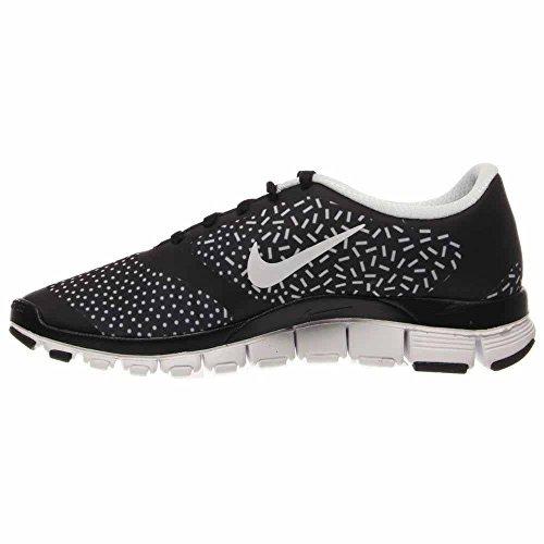 Nike Free 5.0 V4 Ns Pt Sz 5 Scarpe Da Donna Da Donna Nero Nuovo In Scatola