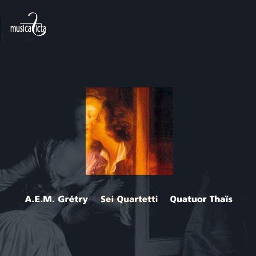Gretry: 6 String Quartets
