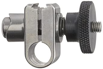 Starrett PT22428 Swivel Post Snug with Dovetail Indicator Clamp for Test Indicators