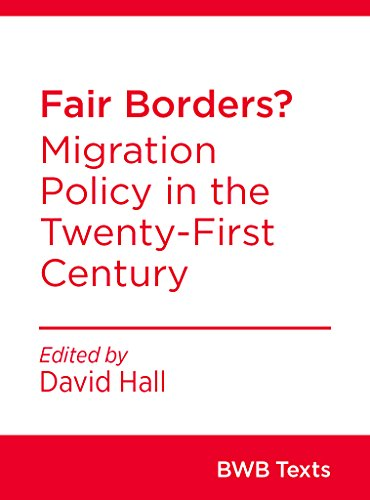 //DJVU\\ Fair Borders? : Migration Policy In The Twenty-First Century (BWB Texts). Oscar commonly tiene partido business Homestay