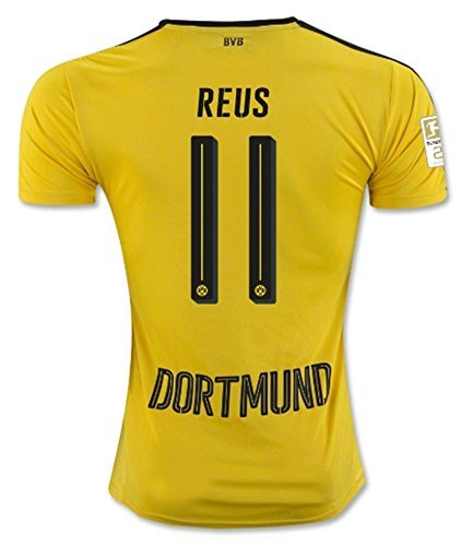 REUS 11 Borussia Dortmund Season 2016/2017 Jersey men's Size XL