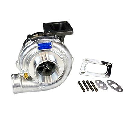 Amazon.com: Rev9Power Rev9_TC-069; T3 60-1 Turbocharger .63AR(Big Wheel): Automotive