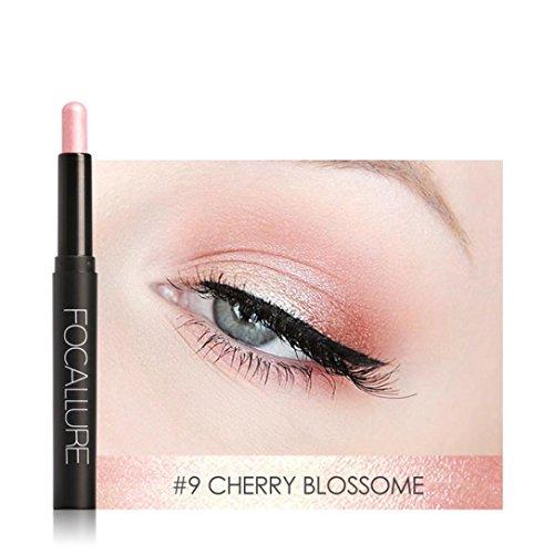 (Beauty Pro Highlighter Eyeshadow Pencil Cosmetic Glitter Eye Shadow Pen)