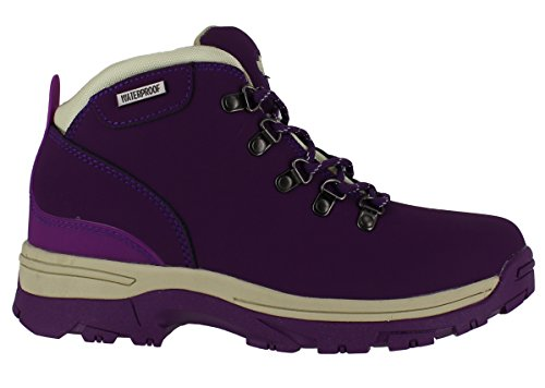 Purple Red 5 35 Stivali Rosso da donna Northwest Trek escursionismo nz7F6qxCw1