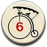 Prisoner Badge by RetroBadge