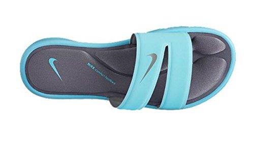 Nike Ultra Komfort Glid Womens Style: 882.695 Kvinnor 882.695 Till 404 Aqua / Kyler Grå