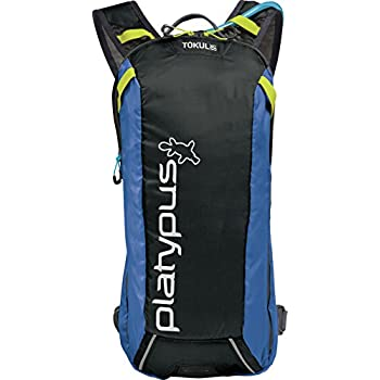 c0b759404da Amazon.com : Platypus Tokul X.C. 5.0 Hydration Pack, Shock Blue ...