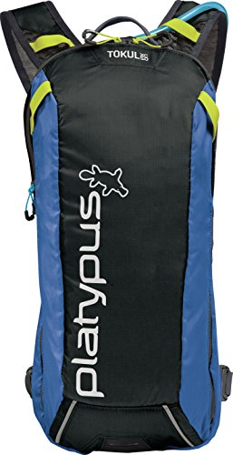 Platypus Tokul X.C. 5.0 Hydration Pack, Shock Blue Review