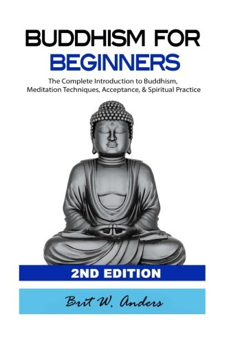 Buddhism Beginners Introduction Meditation Techniques product image