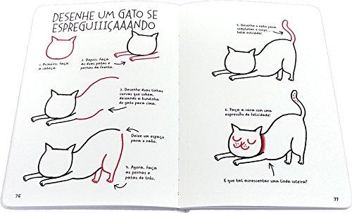 Desenhos Para Quem Ama Gatos (Em Portuguese do Brasil): Gemma Correll: 9780857623935: Amazon.com: Books