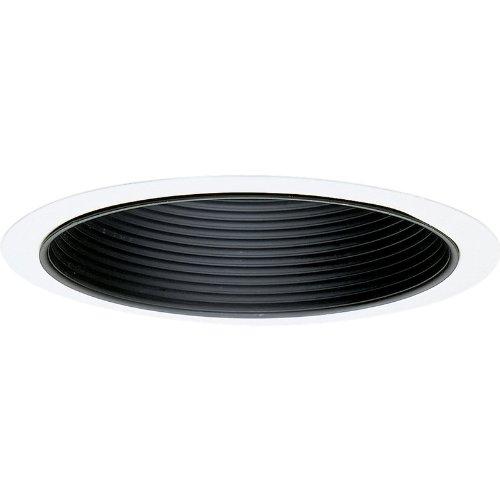 Progress P8031-31 6 In. Pro-Optic Black Baffle Trim ()