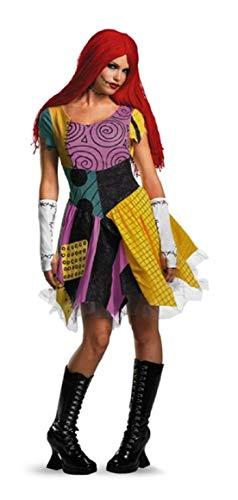 Sassy Sally Adult Womens Costume Nightmare Before Christmas