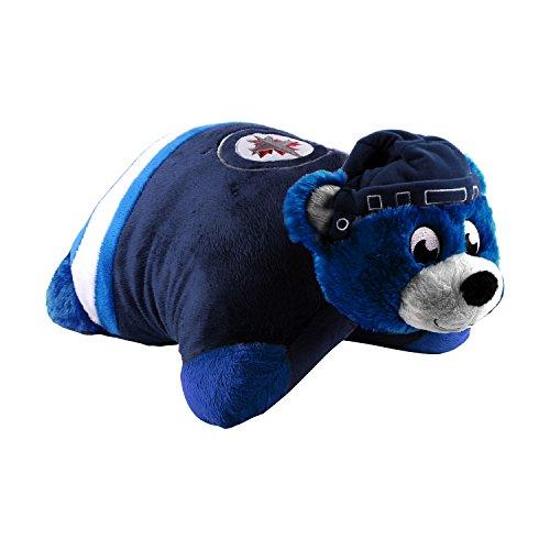 - Fabrique Innovations NHL Pillow Pet, Winnipeg Jets