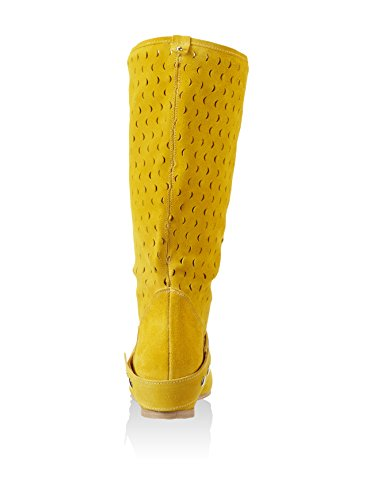 Gp610 CAFèNOIR CAFèNOIR Mujer Gp610 Botas Botas CAFèNOIR Mujer Amarillo CAFèNOIR Mujer Botas Amarillo Amarillo Gp610 Svz4gA